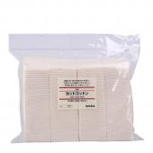 Muji - Japońska bawełna organiczna (180 płatków - niewybielana)