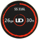 Youde UD SS 316L wire