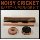 Noisy Cricket upgrade kit - FatDaddyVapes